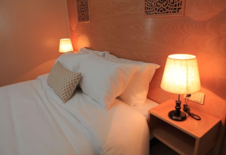 Hôtel Miramar, Tangier, Double Room, 1 Queen Bed, Sea View, Guest Room