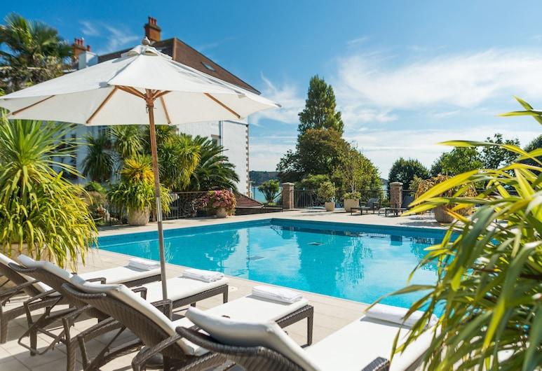 St Brelades Bay Hotel, St. Brelade, Outdoor Pool