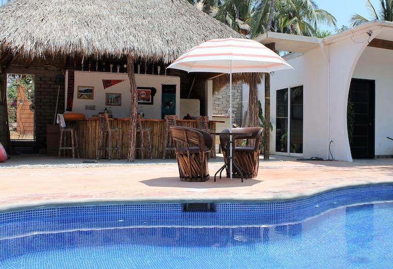 Playas Hotel, Puerto Escondido, Kolam Terbuka