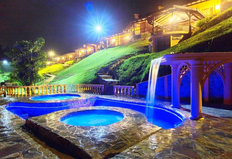 Finca Hotel Rancho San Antonio, Salento, Piscina all'aperto