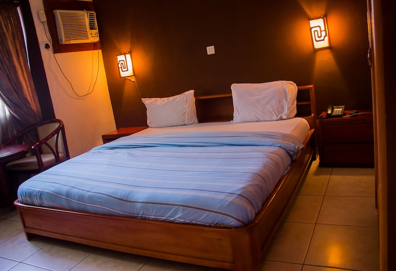 Apollo Hotel, לאגוס, חדר סופריור, חדר אורחים