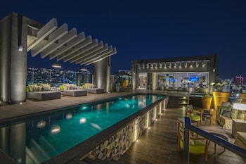 Nuotrauka: K Tower Boutique Hotel By Lucerna, Tichuana