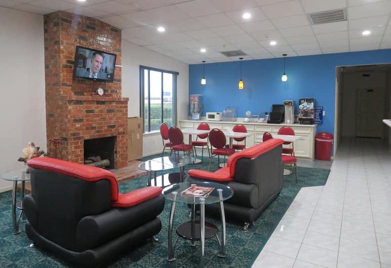 Motel 6 I-10 West Energy Corridor, Houston, Área para desayunar