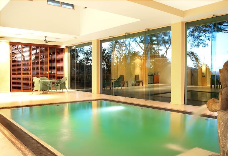 Whitsundays Rainforest Retreat, Cannonvale, Luxury-huvila, 4 makuuhuonetta (Adults Only), Oleskelualue