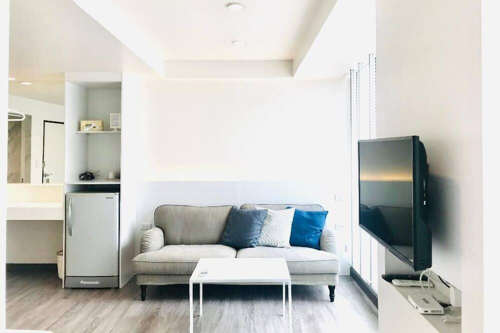 Apartament typu Studio - Zdjęcie opisywane