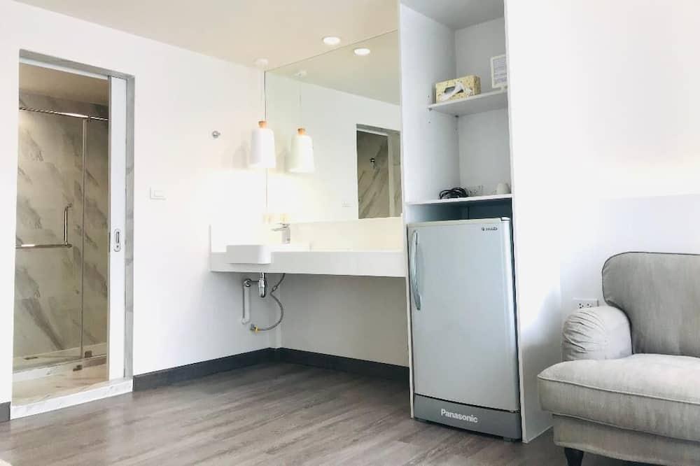 Apartament typu Studio - Powierzchnia mieszkalna