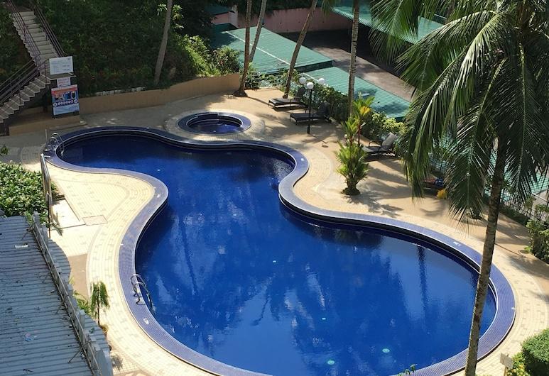 SRI SAYANG Resort Service Apartments, George Town, Outdoor Pool