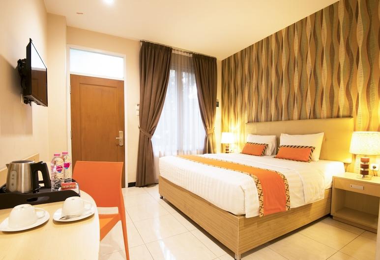 Ceria Boutique Hotel, Depok, Superior Room, Guest Room