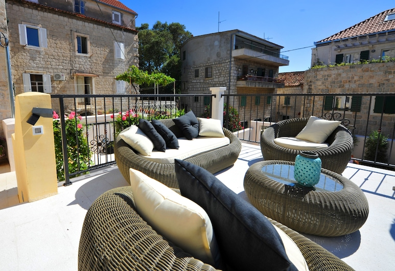 Vida Boutique Hotel, Split, Terrasse/Patio