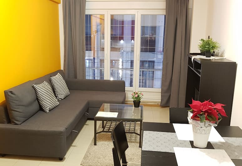 Chez Esmara et Philippe, BRUSEL, Apartmán, 2 spálne (15/17 rue des Fripiers bloc 3), Obývacie priestory
