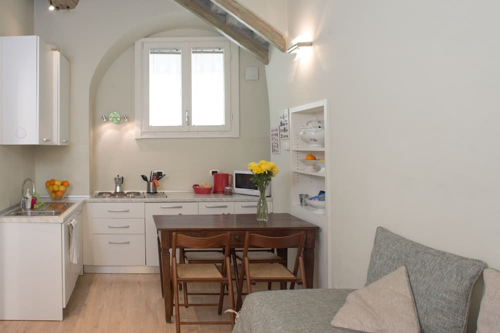 아파트, 침실 1개 (Castello) - 거실 공간