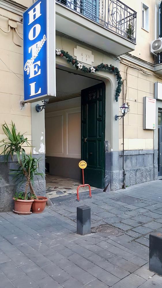Hotel Fiorentina, Naples
