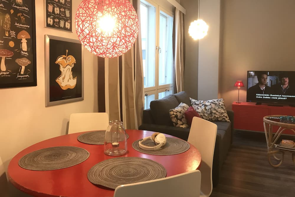 Appartement Supérieur, 1 chambre - Restauration dans la chambre