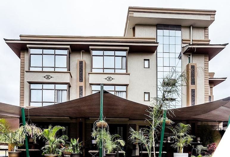凱倫費爾亞克斯之家酒店, 奈洛比