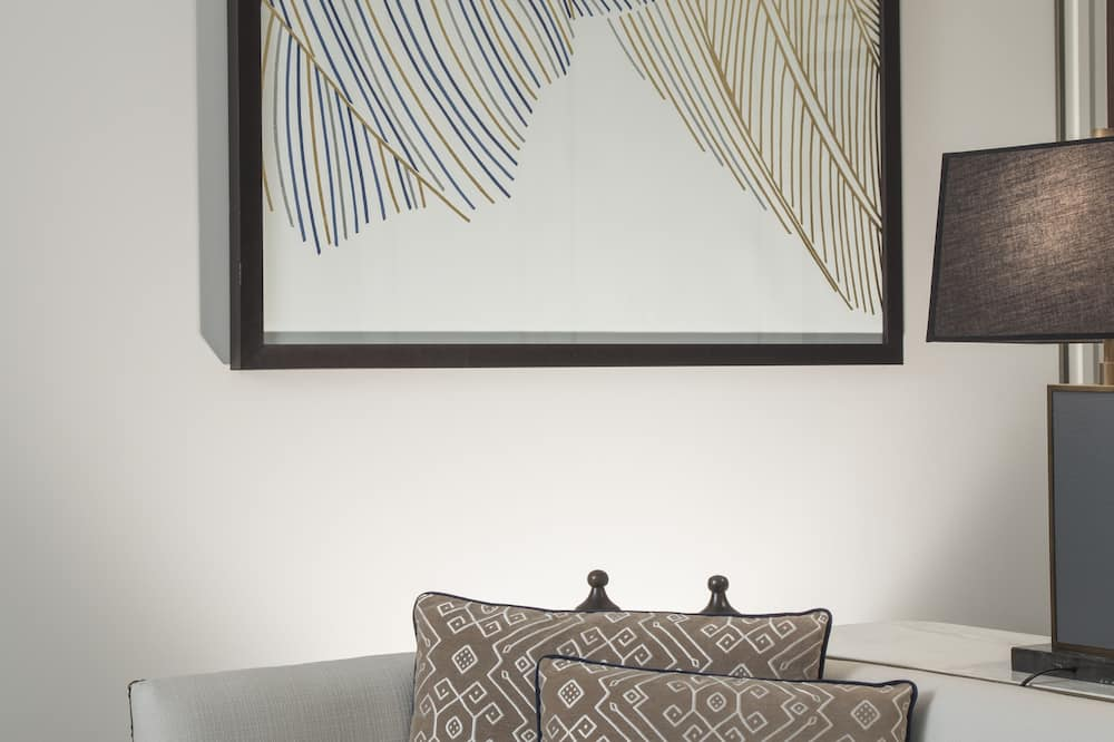Grand Deluxe - Dzīvojamā istaba