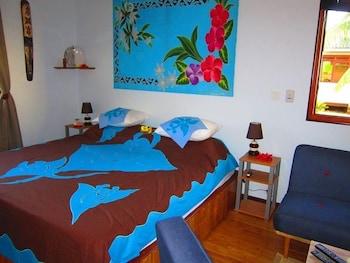 Picture of Tahiti Surf Beach Paradise in Papara