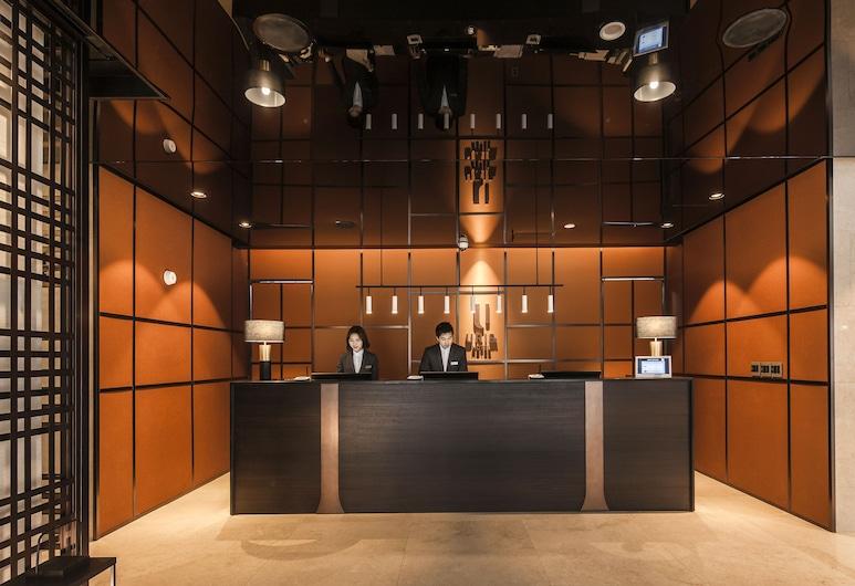 HOTEL URI&, Seoul, Reception