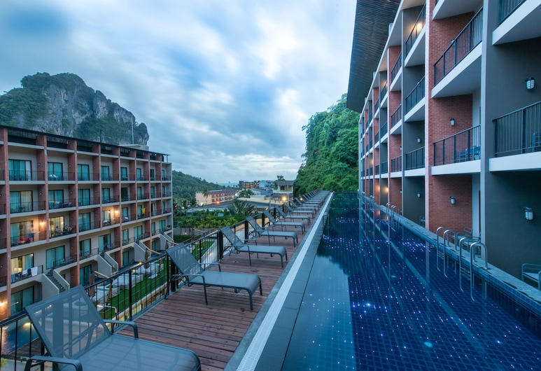 Sugar Marina Resort - Cliff Hanger Aonang, Krabi
