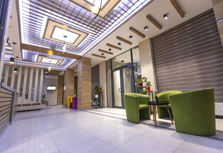 Sayyoh Hotel, Tashkent, Lobby