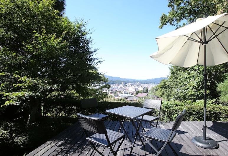 IORI STAY, Takayama, Izba (C/i 3-218-1,Shinmeimachi,Takayama), Terasa