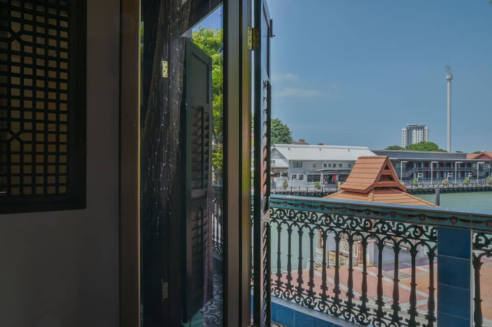 The Grand Boulevard Suite - Balcony