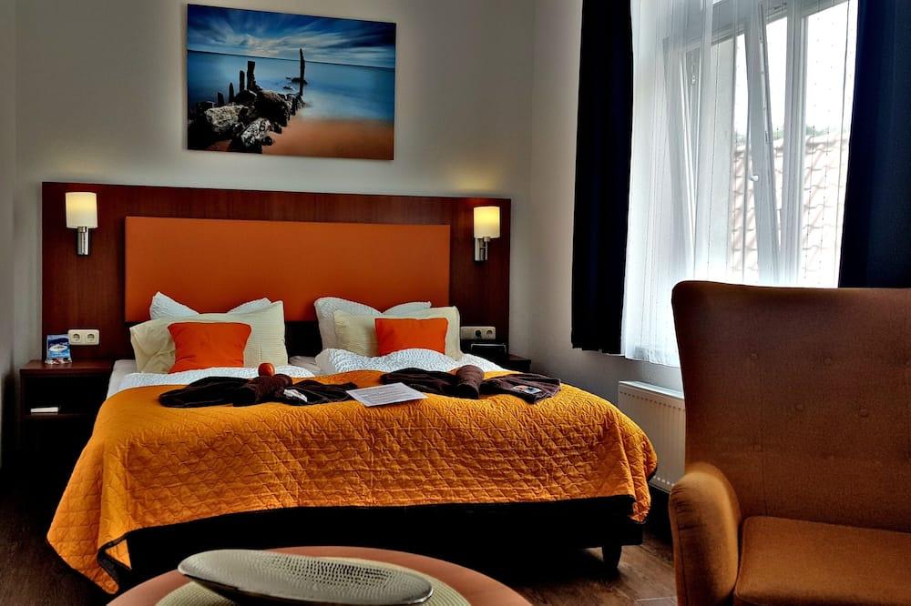 חדר קומפורט זוגי או טווין, ללא עישון, מותאם לסובלים מאלרגיות - חדר אורחים