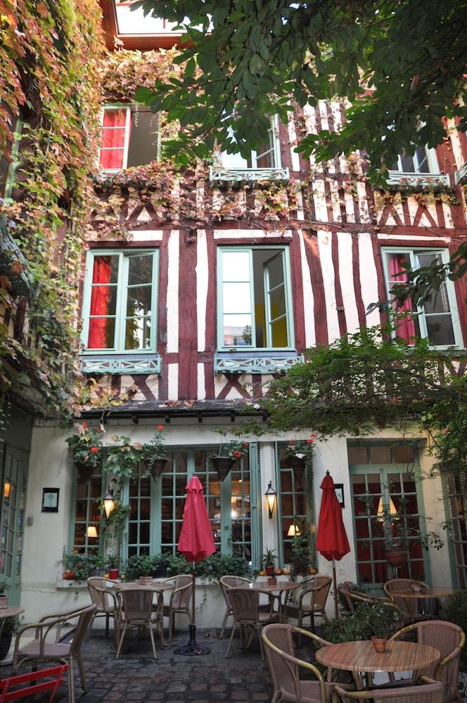 Hôtel Le Vieux Carré - Rouen - Hotels.com
