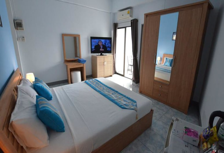 Bua Khao Paradise, Pattaya, Superior Room, Guest Room
