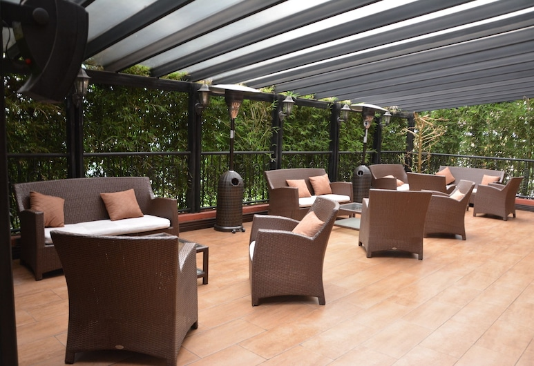 GemSuites State House, Nairobi, Terrace/Patio