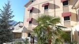 hôtel Capistrello, Italie