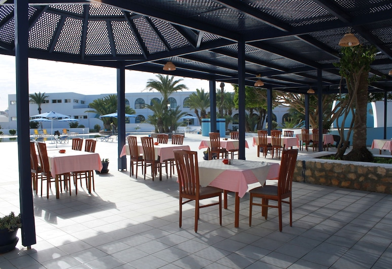 Le Grand Hotels Des Thermes, Midoun, Outdoor Dining