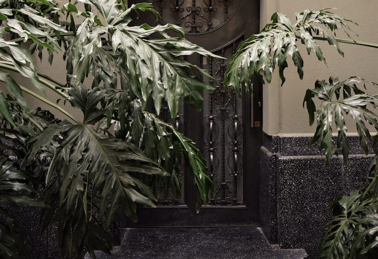 瑪納泰克民宿 - 只招待成人入住, 墨西哥城, 酒店入口