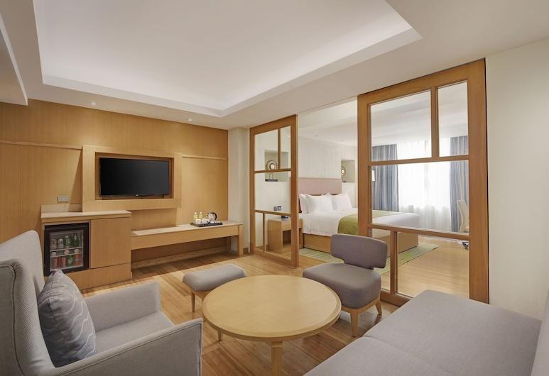 ホリデイ・イン バギオ シティ センター アン イHG ホテル, Baguio, スイート 1 ベッドルーム 禁煙, 部屋