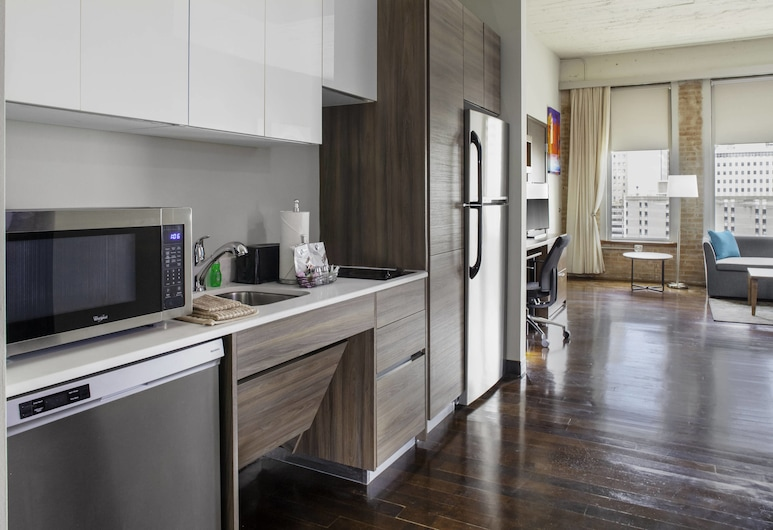 TownePlace Suites by Marriott Dallas Downtown, Dallas