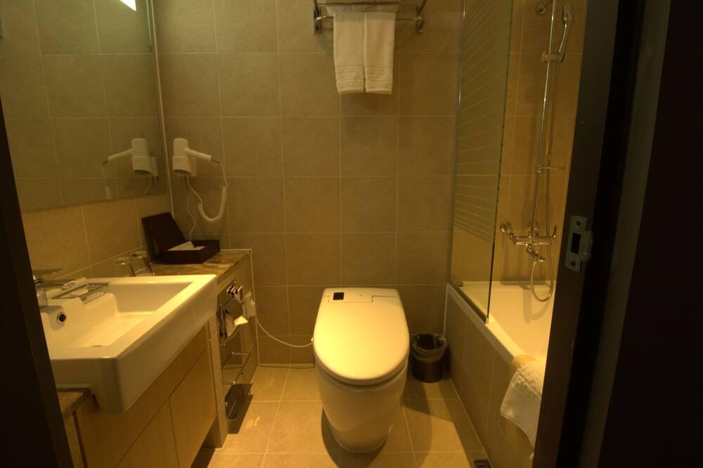 스탠다드 트윈룸 - 욕실