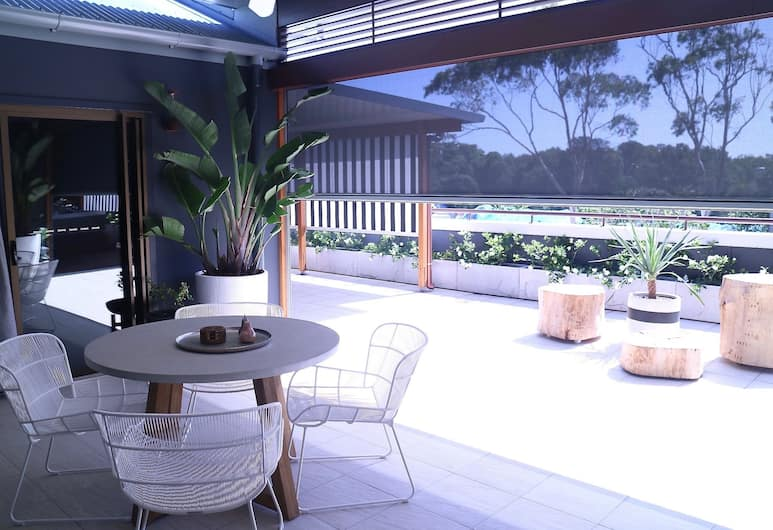 Rooftop Byron, Byron Bay, Terrace/Patio