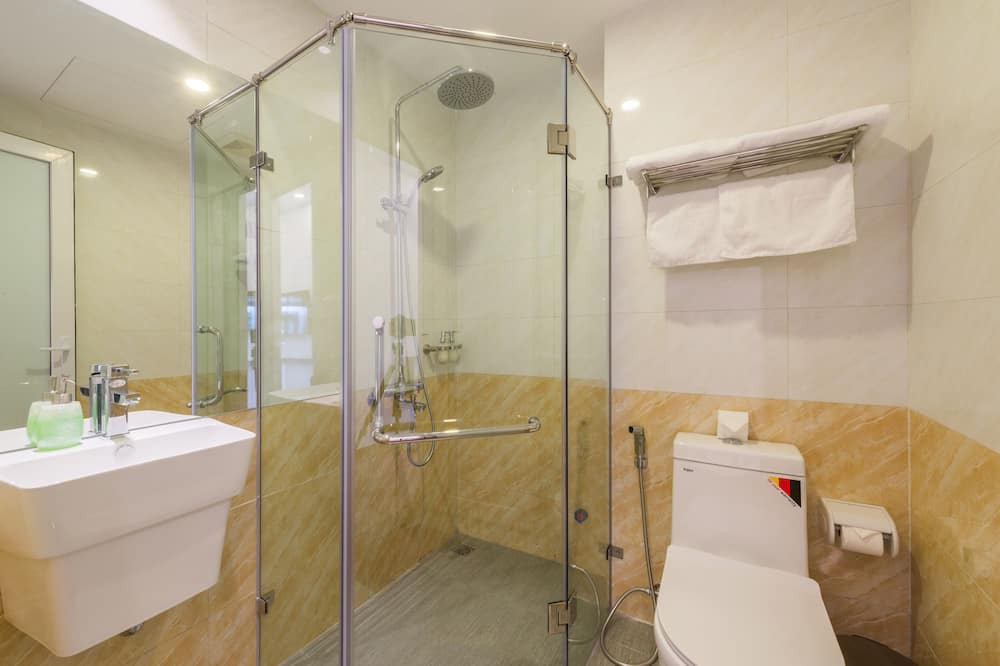 Habitación Deluxe, 1 cama doble - Baño