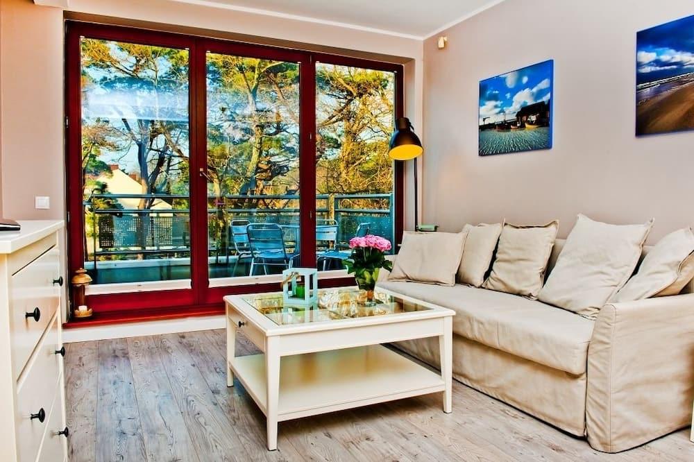 Apartment, 1 Bedroom (ul. Miedzymorze 10/28) - Bilik Rehat