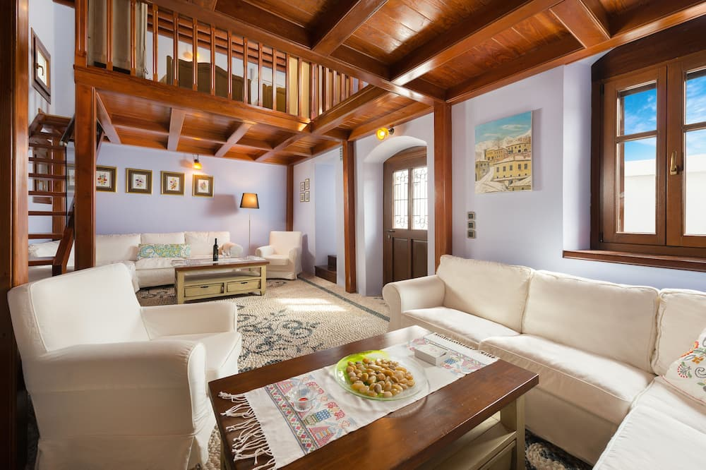 Традиційна вілла, 2 спальні - Вітальня