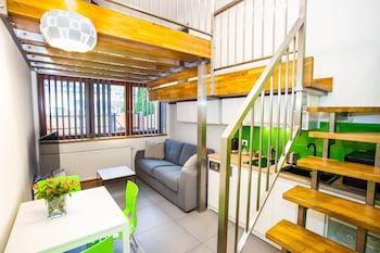 Wieliczka — zdjęcie hotelu Apartamenty SaltApart