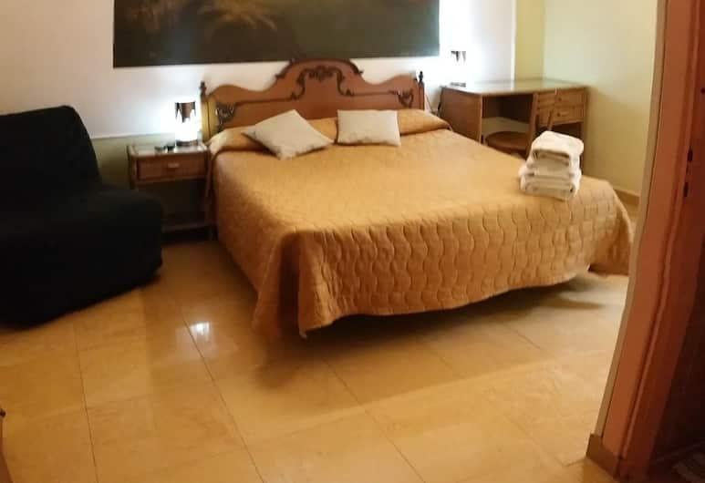 沃特旅館, 羅馬, 四人房, 獨立浴室, 客房