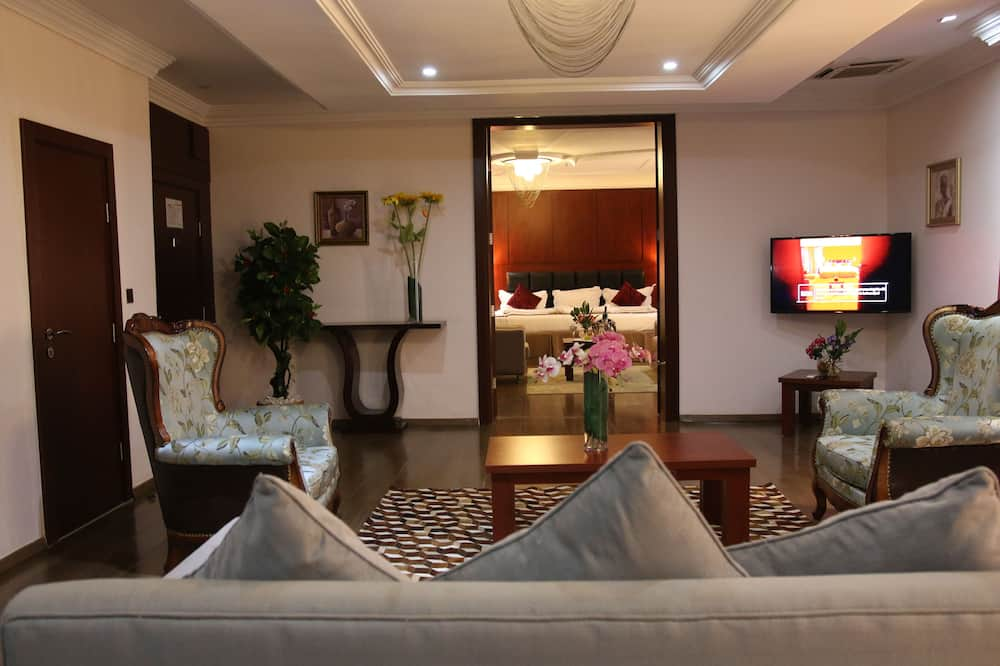 Royal-Suite (Grand) - Wohnbereich