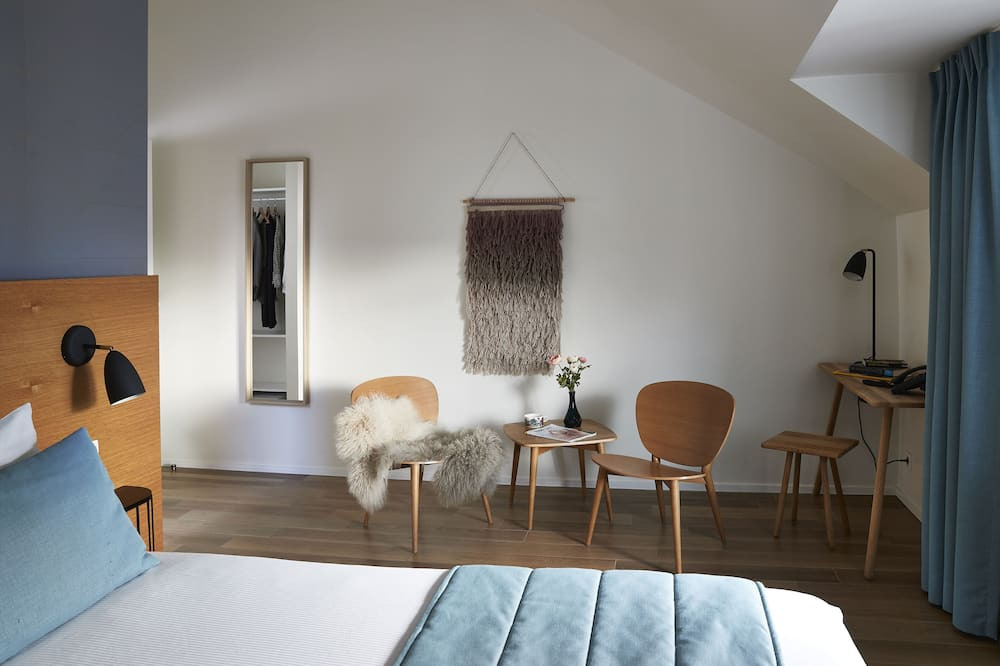 Relax Double - Living Area