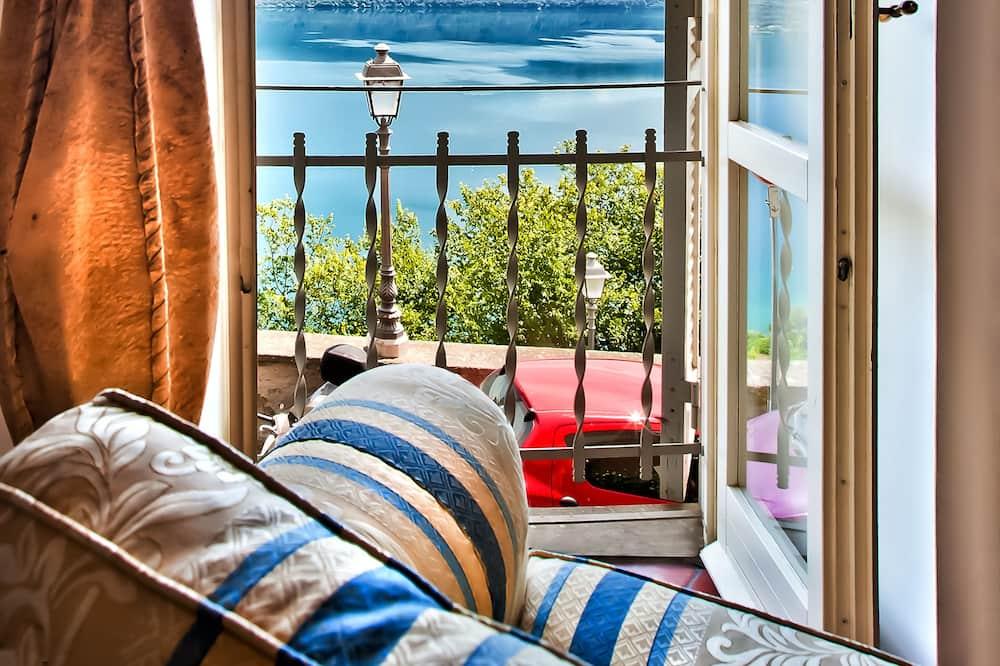 Loft dla nowożeńców, 1 sypialnia, dla niepalących, widok na jezioro - Powierzchnia mieszkalna
