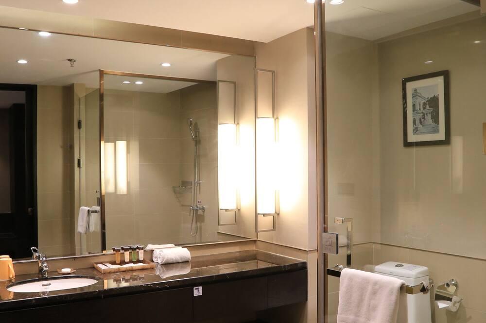 Habitación Deluxe, 1 cama King size, para no fumadores - Baño