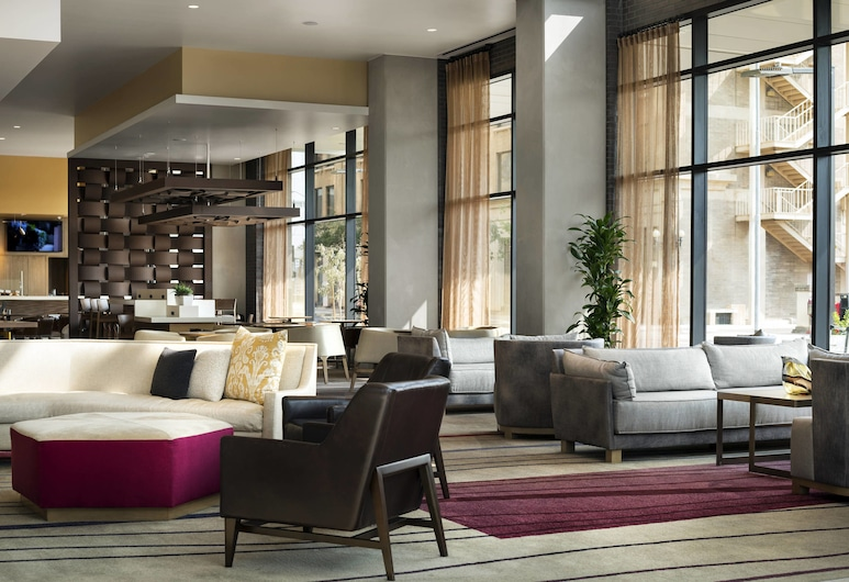 Residence Inn Phoenix Downtown, Phoenix, Lobby