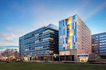 Foto van Residence Inn Washington Capitol Hill/Navy Yard in Washington