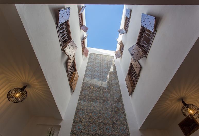 赫克列克摩洛哥庭院飯店, 馬拉喀什