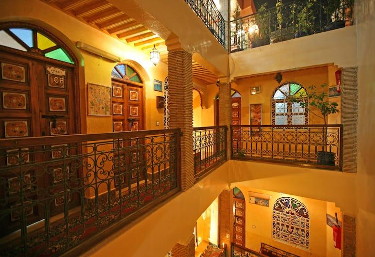 Riad Taghazoute, Marrakech, Hotel Interior