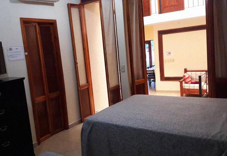 Hotel La Gloria , Xilitla, Habitación doble, 1 cama doble, Habitación
